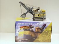 P&H 4100XPC Mining Shovel - Weathered - TWH 1:160 Scale Model #123-01344 New!