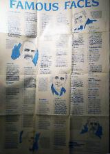CIRCA 1985 HERB LUBALIN ERIC GILL BILL OGDEN TONY STAN ALDO NOVARESE TYPEFACES