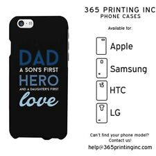 Phone Case for Dad - Hero and Love - iPhone, Galaxy S, Note, HTC One M8, LG G3