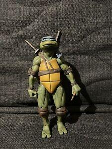 TMNT Turtles Leonardo Neca Movie Figure incl OVP