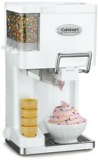Soft Serve Ice Cream Maker Yogurt Sorbet Machine Home Kitchen Counter Appliance