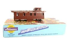 HO Athearn Chicago and Northwestern Caboose kit in Box