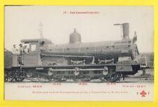cpa Fleury, PARIS LOCOMOTIVE en service à TROYES vers 1910 TRAIN MACHINE FRENCH