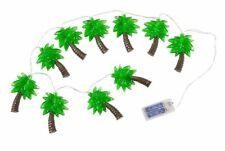 Tropical Palm Tree LED String Lights Festive Beach Pool Party Camping Patio B