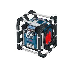 Bosch Radiolader GML 50 Professional 0601429600 Baustellenradio Ladefunktion