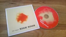 CD Pop Toy Fight - High Noon (4 Song) Promo CITY SLANG cb