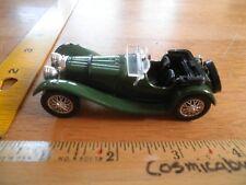 Jaguar SS 100 Solido 1958 diecast car 1/43 France