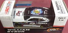 BRAND NEW, 1/64 2017 CAMARO #9, LIBERTY UNIV., ROOKIE OF THE YEAR, WILLIAM BYRON