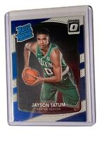 JAYSON TATUM 2017-18 DONRUSS OPTIC Rated Rookie #198 1/1 Exclusive RC w/holder