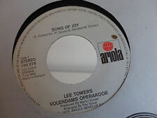 LEE TOWERS / VOLENDAMS OPERAKOOR Song of joy 100078