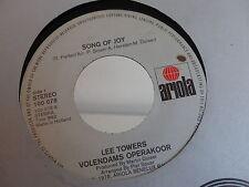LEE TOWERS / VOLENDAMS OPERAKOOR Song of joy 100078