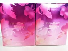 Bath Body Works TWILIGHT WOODS Eau De Toilette EDT, 2.5 oz/75 ml, NEW x 2