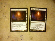 MTG Stensia Bloodhall x 2 - Rare - Innistrad - Magic The Gathering Cards Lot