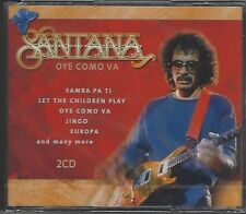 SANTANA / OYE COMO VA * NEW 2CD'S * NEU