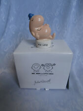 JOHN BESWICK MR MEN MR LAZY GLAZED PORCELAIN FIGURINE BRAND NEW AND BOXED GIFT