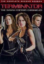 Terminator The Sarah Connor Chronicles - Seasons 1 / 2 DVD BOXSET 9 Disc