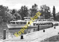 """AK MS """"Brandenburg"""" Fahrgastschiff  DDR"""