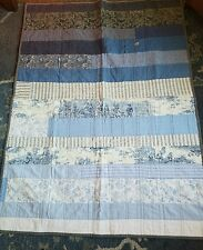 """Patchwork Quilt Crib Baby Nursery Tapestry Wall Hanging 44"""" Wide 58"""" Long"""
