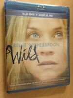 Wild (Blu-ray Disc, 2015)(NEW) Reese Witherspoon