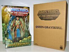 MOTU Classics Queen Grayskull Masters of the Universe MOC MISB Sealed New Mailer