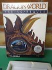 Vintage Telarium Dragonworld Floppy Disc In Box 1984 Apple 2 Series All Inserts  For Sale