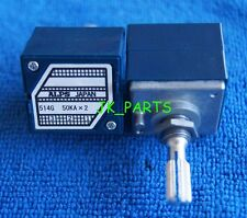 ORIGINAL & Brand New ALPS RK27 27 Type Dual 50K Log Potentiometer, knurled shaft