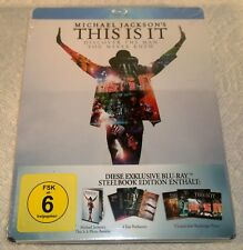 Michael Jackson's This Is It Ultimate Ventola Confezione (2010, Region Gratuito)