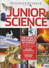 Discover Science Series Junior Science 2016 Homework Busters/Experiments