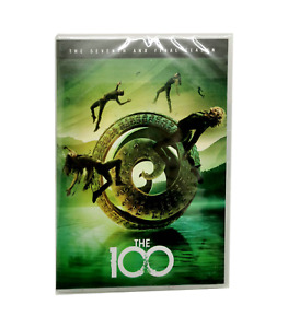 TV Series The 100: The Seventh and Final Season 7,4 Discs,Complete DVD Boxed