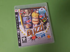 Buzz Brain Of The UK Sony Playstation 3 PS3 Game - SCEE