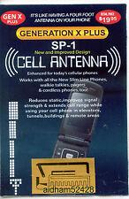 .Amplificateur d'antenne 1 BOOSTER  GENERATION  X PLUS, 10+. SP1.