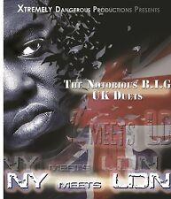 The Notorious B.I.G UK Duets CD Promo / Biggie Smalls
