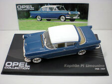 1/43 COCHE OPEL KAPITAN PI LIMOUSINE COLLECTION METAL MODEL CAR ALTAYA