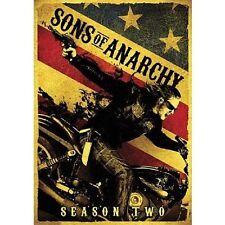 Sons of Anarchy Season 2 0024543689164 DVD Region 1