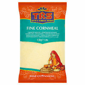 TRS Feines Maismehl (Polenta) 500g / Fine corn meal (polenta)