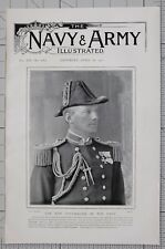 1901 PRINT CAPTAIN W. H. MAY NEW CONTROLLER OF THE NAVY