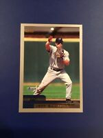 2000 Topps # 45 JEFF BAGWELL Houston Astros Great Card Look !