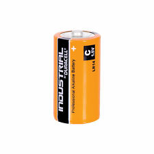 Duracell Industrial C Size Alkaline Batteries Box of 10
