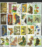 FLOWERS Collection Packet 25 Different Stamps (Lot 2)