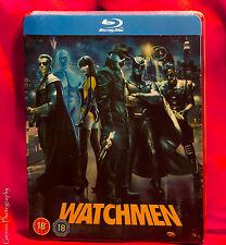 Watchmen: Director's Cut - Play.Com Centenary Edition Steelbook NEW