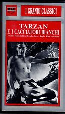 Tarzan e i cacciatori bianchi (1947) - VHS M.& R. - Kurt Neumann Johnny Sheffiel