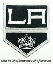 Los Angeles Kings Hockey NHL Sport Patch Logo Embroidery Iron,Sewing on Fabric