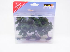 Lot 68752 Faller Ho/N 181400 3 Fruit Trees Approx. 11cm New Boxed with Storage