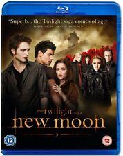 The Twilight Saga: New Moon [Blu-ray] [DVD][Region 2]