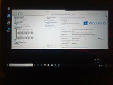 Laptop Toshiba tecra w50,I7,16gb RAM,SSD 240gb, Notebook Ricondizionato,FHD IPS