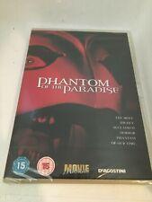 NEW movie musicals DeAGOSTINI brian de palma phantom of the paradise 1974 cult