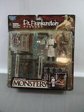 Monsters Dr.Frankenstein Playset Series 2 Todd McFarlane (K87)