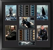 Film Cell Genuine 35mm Framed & Matted Batman Dark Knight Rises Montage USFC5958