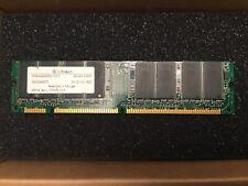New listing Infineon Sdram 256Mb 133Mhz Pc133 Non-Ecc Unbuffered 168-Pin Dimm Memory