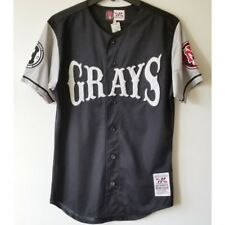 Negro League Baseball Museum Homestead Grays All-Star Jersey size M!!